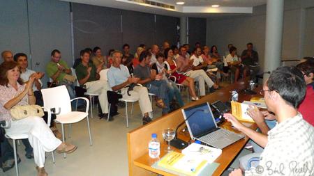Presentació Atles GOB i 2 - 23/09/2010