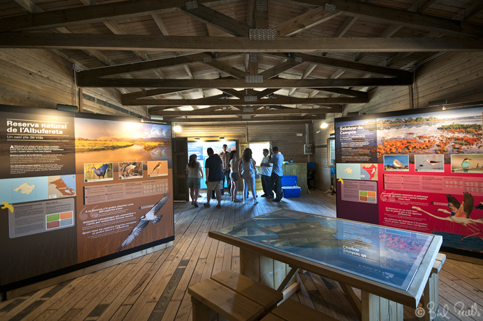 Centre de turisme ornitològic - La Gola