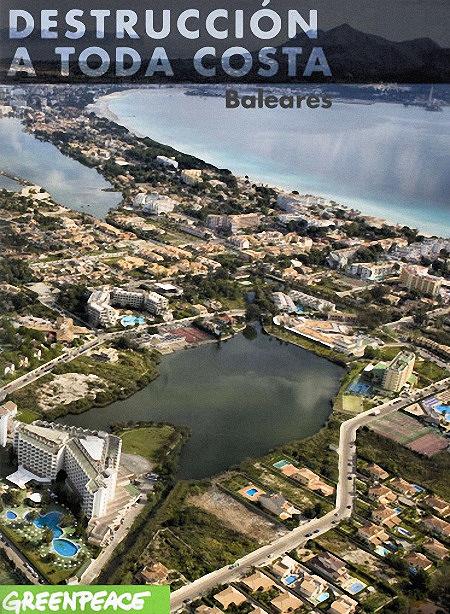 Destrucción a toda costa. 2009. Balears.
