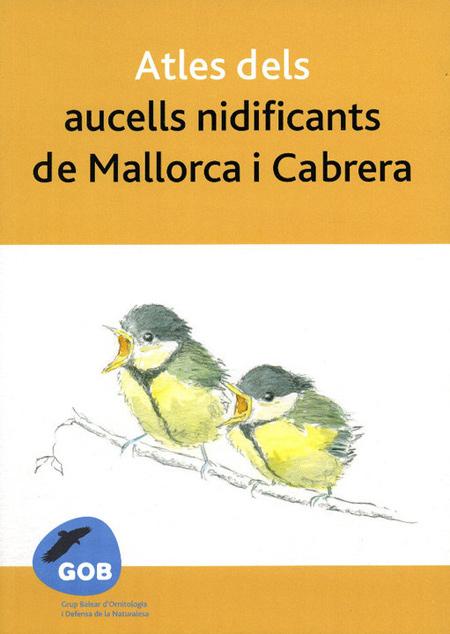 Portada Atles - Dibuix de Cati Artigues - GOB, 2010.