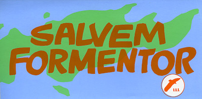 Adhesiu SALVEM FORMENTOR - GOB, 1987.