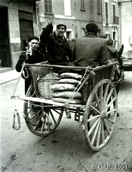 Sant Antoni, 1954 - CAF